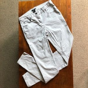 H&M light grey pants